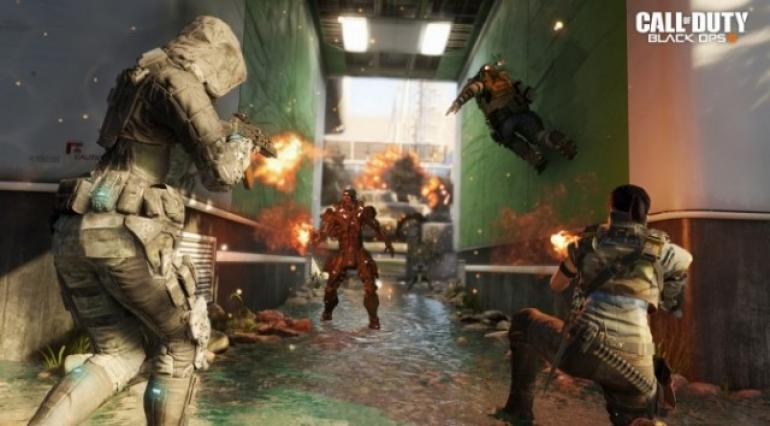 Call Of Duty Campana Para Un Jugador De Black Ops Iii Cortada De
