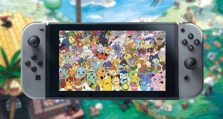 Rumores Filtrados Del Juego Nintendo Switch Pokemon Mundoplayers
