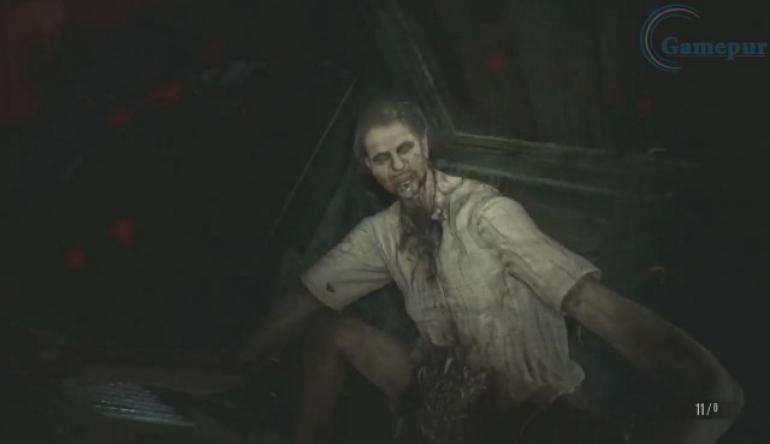 Resident Evil 7 Part 5 Walkthrough Caravana Estatuilla De Piedra